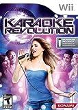 Karaoke Revolution Bundle - Nintendo Wii