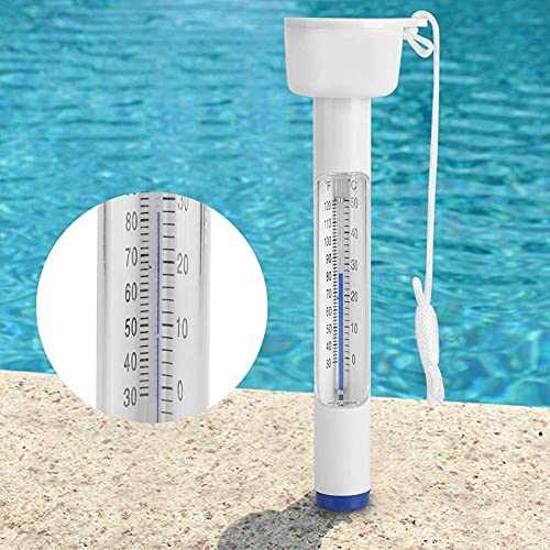 Schwimmende Pool Thermometer,Teich Wasserthermometer,Floating Poolthermometer,Schwimmbadthermometer,Schwimmende Wasserthermometer,Schwimmende Pool Thermometer,Wasser Temperatur Thermometer