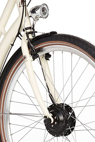 Fischer ER 1804 E-Bike beige 28″ kaufen  Bild 1*