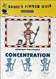 Barron's Concentration (Ediie's Finger Quiz Books)
