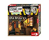 noris 606101965 - Escape Room Erweiterung Da Vinci's Telescope - Familien und Gesellschaftsspiel für Erwachsene - Nur mit dem Chrono Decoder spielbar - ab 16 Jahren