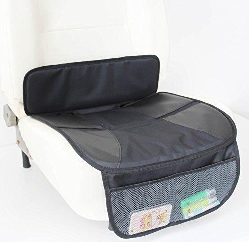 Osann 109-193-200 Mini Autositzauflage für Kindersitzerhöhung, geeignet auch für Isofix, schwarz