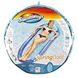 SwimWays - 6045237 - Spring Float Original - Matelas Gonflable de Piscine Semi...