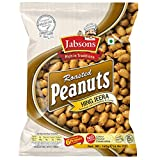 Mildly spiced, mouth watering roasted peanuts seasoned with Hing ( Asafoetida ) & Jeera (Cumin Seed) Indian spices Hing Jeera known for their digestive properties 6 grams protein