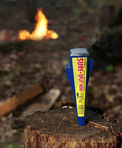 best wood splitting wedge