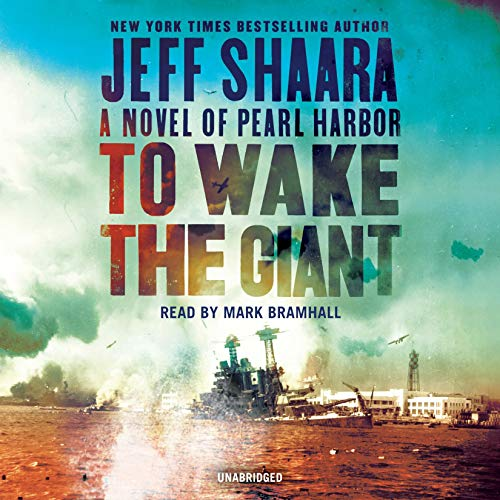 To Wake the Giant Audiobook By Jeff Shaara cover art