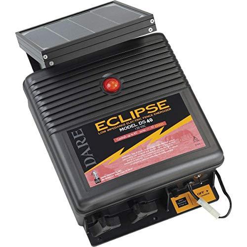 Price comparison product image Dare Prod. DS40 Eclipse 12V Solar Battery Fence Energizer