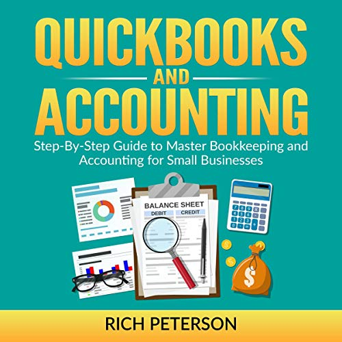 Quickbooks and Accounting  By  cover art