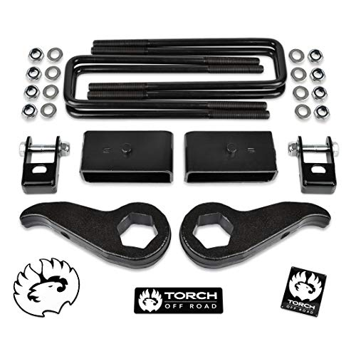 TORCH 3' Front 2' Rear Lift Kit For 2011-2019 GMC...