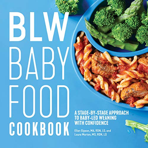 Compare Textbook Prices for BLW Baby Food Cookbook: A Stage-by-Stage Approach to Baby-Led Weaning with Confidence  ISBN 9781641524278 by Gipson MA  RDN  LD, Ellen,Morton MS  RDN  LD, Laura