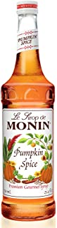 Best monin pumpkin spice syrup Reviews