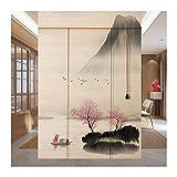 WENZHE Estores Bambú Venecianas Persiana Enrollables, Filtro Protección Solar Semi Privado Diseño Pantalla, Usado para Pabellón Sala Te Quedarse Casa Casa Decoración (Color : B, Size : 140x150cm)