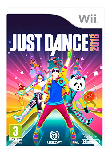 Just Dance 2018 - Nintendo Wii