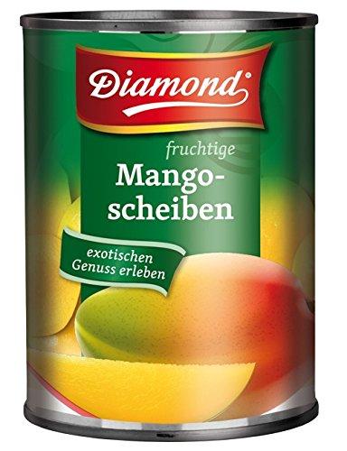 DIAMOND Mangofrüchte in Scheiben 425g Mango-Früchte