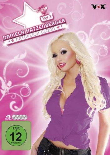 Daniela Katzenberger - Natürlich blond, Staffel 2 [4 DVDs]