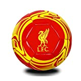 Icon Sports Liverpool FC Size 4 Ball, Official Liverpool Soccer Ball #4