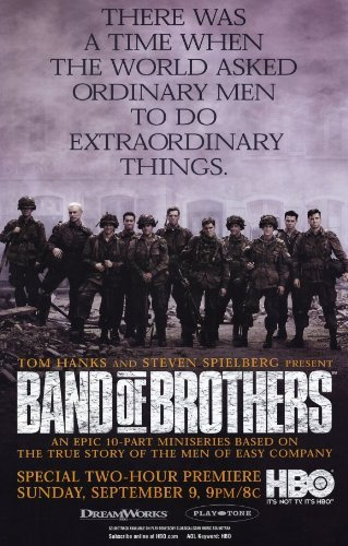 Band of Brothers 11 x 17 Movie Poster - Style B by Pop Culture