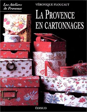 La Provence en cartonnages