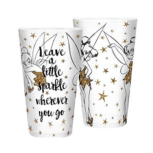 Disney - Tinker Bell - XXL-Trinkglas | Offizielles Merchandise