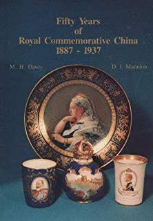 Fifty (50) Years of Royal Commemorative China, 1887-1937