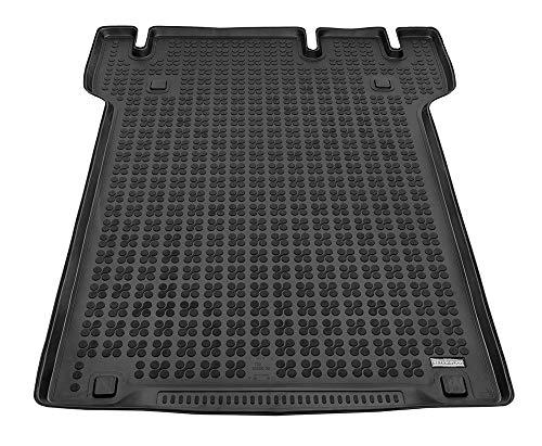 Rezaw-Plast Protector Maletero Goma Compatible con Fiat Scudo II (7 Plazas) (2006-2016)...