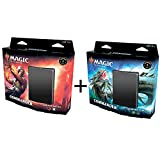 Magic The Gathering MTG Commander Legends Both Decks!