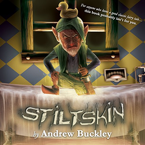 Stiltskin audiobook cover art
