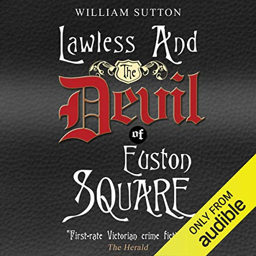 Lawless and the Devil of Euston Square audiobook cover art