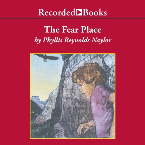 The Fear Place audiobook cover art