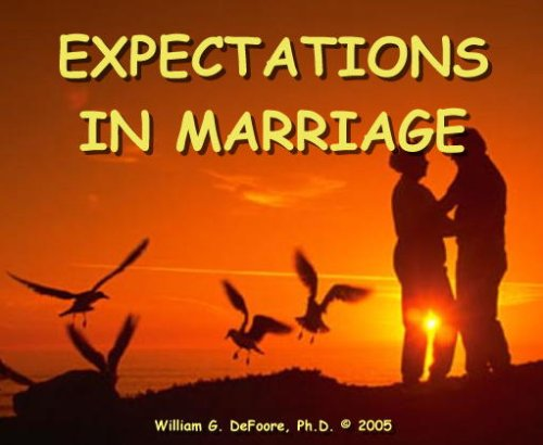 Expectations in Marriage  By  cover art