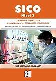 Sico Nivel 3 - Cuad Trabajo Para Alumnos Con Altas Capacidades Intelectuales (Fichas Infantil Y Primaria) - 9788478699902: 1.3