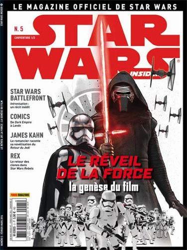 Star Wars insider 5 1/2