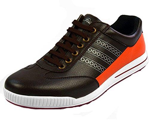 mejores Zapatos de golf para hombre Zapatos de Golf para Hombre al Aire Libre Impermeable y Antideslizante Zapatos de Golf Zapatillas Deportivas para Hombres