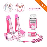 Toddler Leash for Walking, Toddler Safety Harnesses Leashes,...