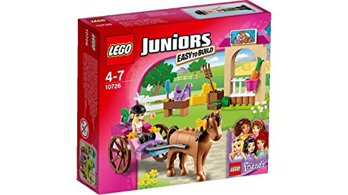 LEGO Juniors 10726 - Stephanies Pferdekutsche