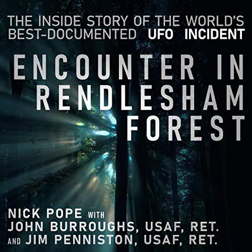 Encounter in Rendlesham Forest cover art