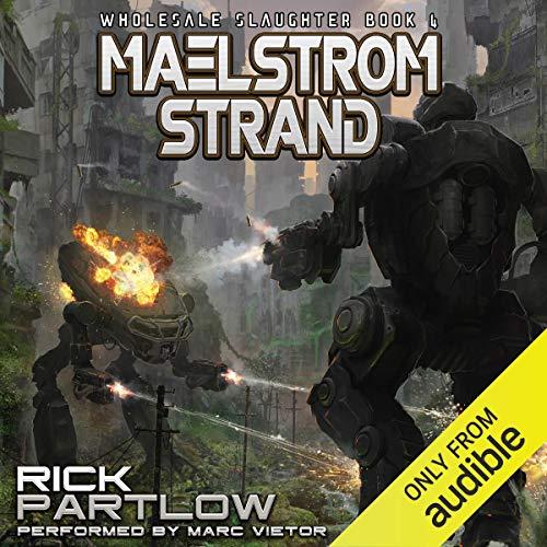 Maelstrom Strand cover art
