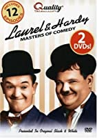 Laurel & Hardy: Masters of Comedy [DVD]