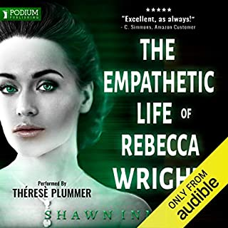 The Empathetic Life of Rebecca Wright cover art