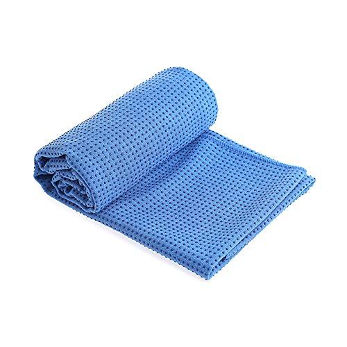 Bestice Manta antideslizante de microfibra para esterilla de yoga