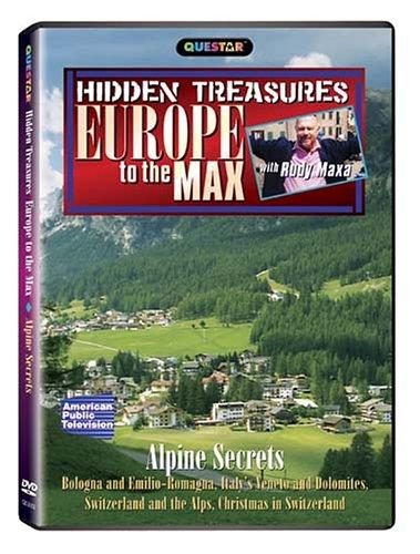 Europe to the Max: Hidden Treasures - Alpine [Reino Unido] [DVD]