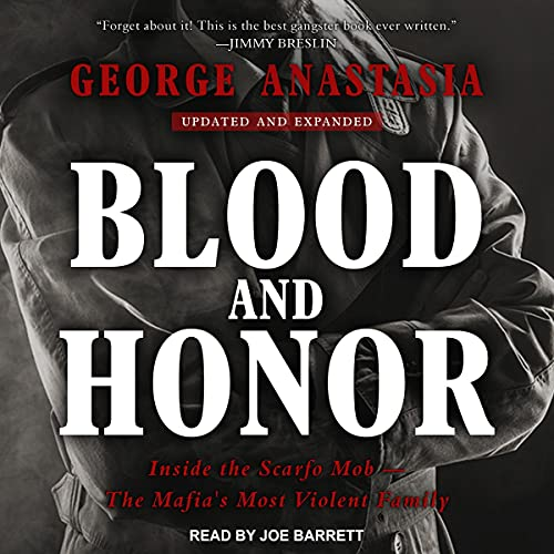 Blood and Honor cover art