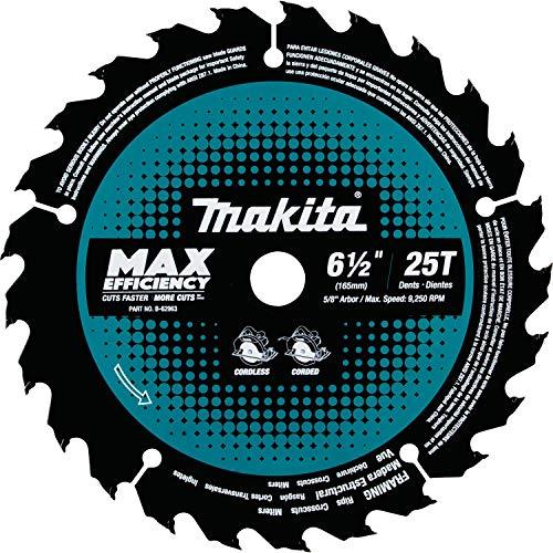 Makita B-62963 6-1/2' Circular Saw Blade