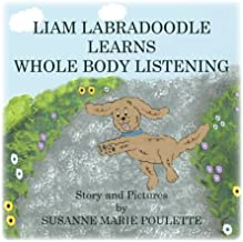 Liam Labradoodle Learns Whole Body Listening