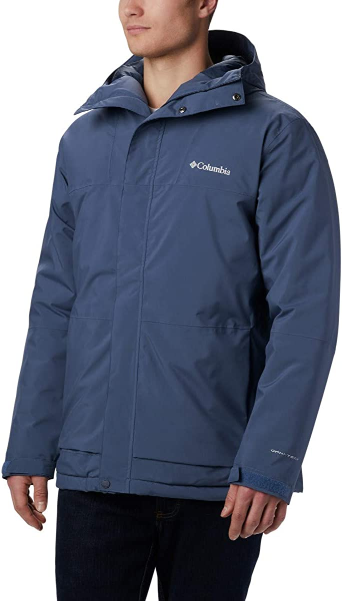 Columbia Men's Tall Horizon Explorer Insulated Jacket