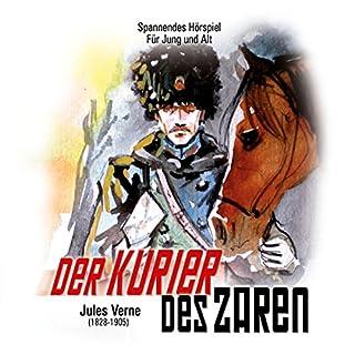 Der Kurier des Zaren                   Autor:                                                                                                                                 Jules Verne                               Sprecher:                                                                                                                                 div.                      Spieldauer: 45 Min.     19 Bewertungen     Gesamt 3,9