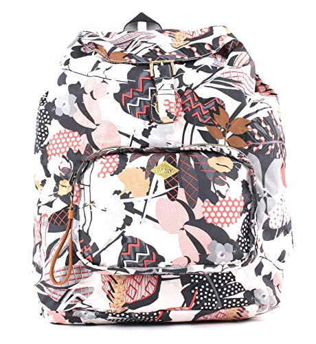 Oilily Botanic Pop Folding Classic Backpack Charcoal