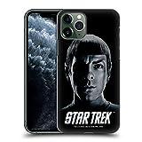 Head Case Designs sous Licence Officielle Star Trek Spock Personnages Reboot XI Coque Dure pour l'arrière Compatible avec Apple iPhone 11 Pro