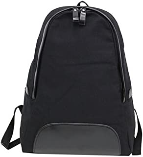Leng QL Personality Backpacks Campus Student Bag Street Shooting Large Capacity Activities Backpack
