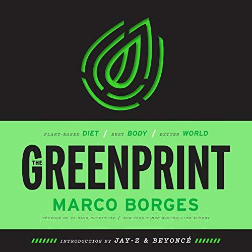 The Greenprint audiobook cover art